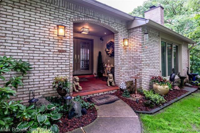 1341 Knollcrest Circle, Bloomfield Twp, MI 48304 (#219071788) :: RE/MAX Nexus