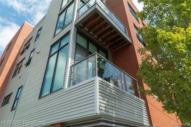 100 N Center Street #201, Royal Oak, MI 48067 (#219072438) :: The Buckley Jolley Real Estate Team