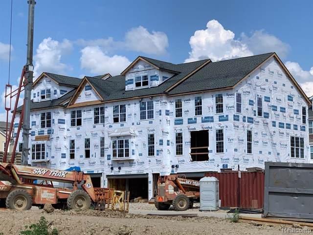2831 Ridington Road #121, Ann Arbor, MI 48105 (#219072883) :: The Alex Nugent Team   Real Estate One