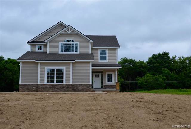 685 County Farm Rd, Marion Twp, MI 48843 (#219073715) :: The Buckley Jolley Real Estate Team