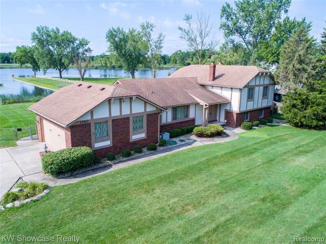 1180 Shady Lane, Waterford Twp, MI 48327 (#219073869) :: The Buckley Jolley Real Estate Team