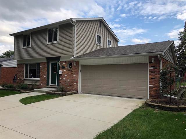 11417 Cedar Lane, Plymouth, MI 48170 (#543267373) :: The Alex Nugent Team   Real Estate One