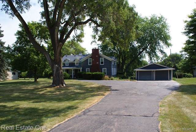1109 S Lapeer Road, Lapeer, MI 48446 (#219075354) :: The Alex Nugent Team | Real Estate One