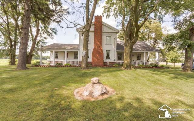 3172 W Mulberry Road, Fairfield Twp, MI 49279 (MLS #57031389011) :: The Toth Team