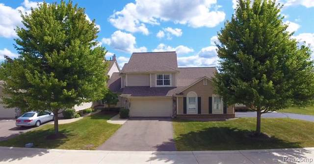 1697 Thistle Drive, Canton Twp, MI 48188 (#219075827) :: The Buckley Jolley Real Estate Team