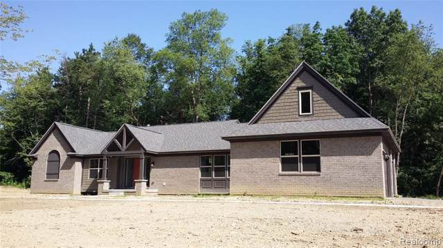 3350 Starbluff Court, Ortonville Vlg, MI 48462 (#219078341) :: The Buckley Jolley Real Estate Team
