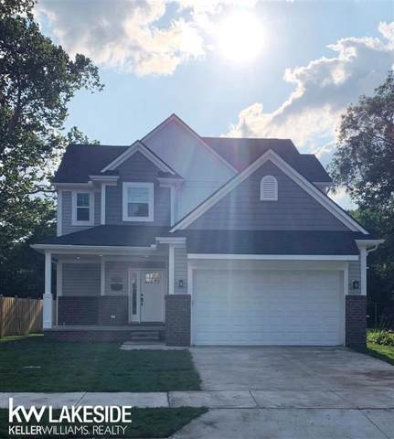 1277 Liza Blvd, Pontiac, MI 48342 (#58031389529) :: GK Real Estate Team