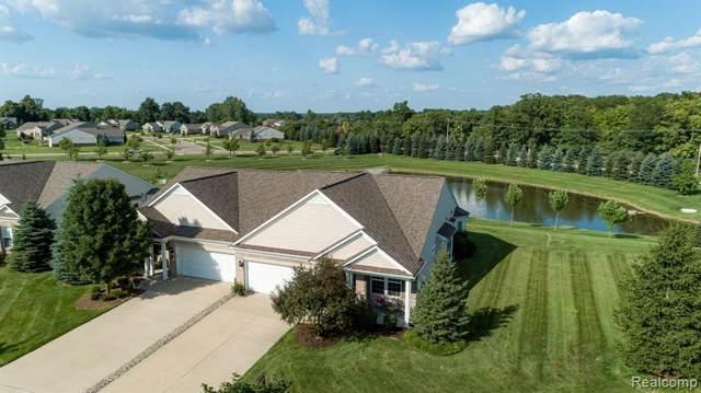 6546 Prairie Dunes Drive #77, Grand Blanc Twp, MI 48439 (#219078930) :: The Alex Nugent Team | Real Estate One