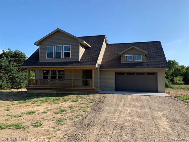 193 Plum Creek Road, Mayfield Twp, MI 48446 (#219079681) :: The Buckley Jolley Real Estate Team
