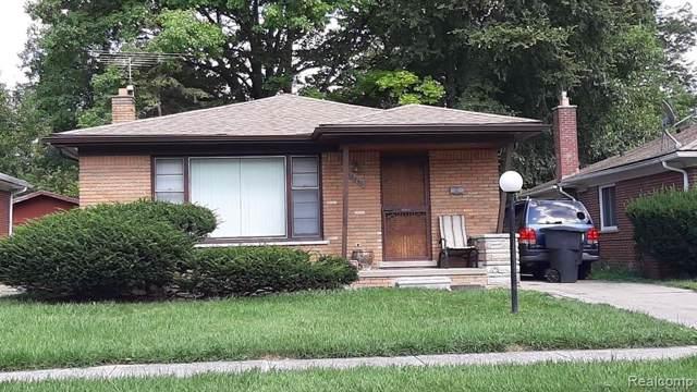 18440 Burt Road, Detroit, MI 48219 (MLS #219080097) :: The Toth Team