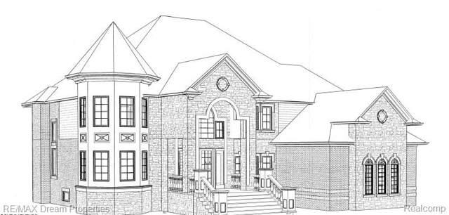6410 W Maple Road, West Bloomfield Twp, MI 48322 (#219080166) :: The Buckley Jolley Real Estate Team