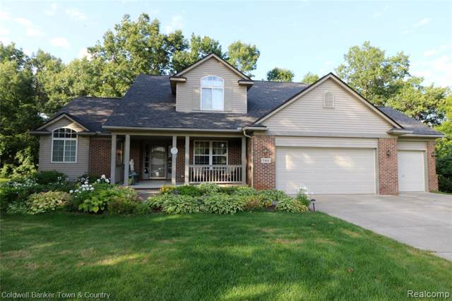 789 Adam Court, Highland Twp, MI 48356 (#219080477) :: RE/MAX Classic