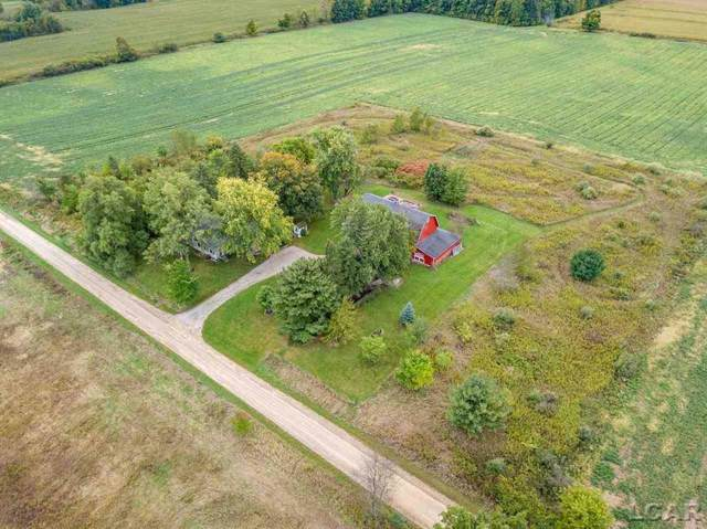 3688 Shierson Hwy., Rollin Twp, MI 49253 (#56031390124) :: The Alex Nugent Team   Real Estate One