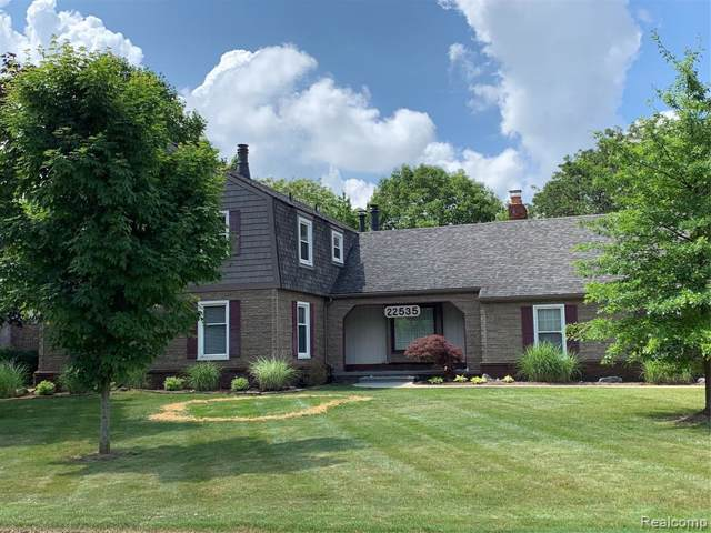 22535 Shadowglen Drive, Farmington Hills, MI 48335 (#219080852) :: RE/MAX Classic