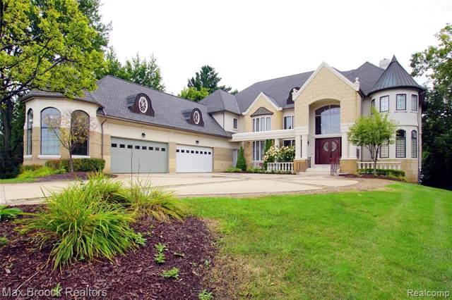 3425 W Long Lake Road, West Bloomfield Twp, MI 48323 (#219081349) :: RE/MAX Classic
