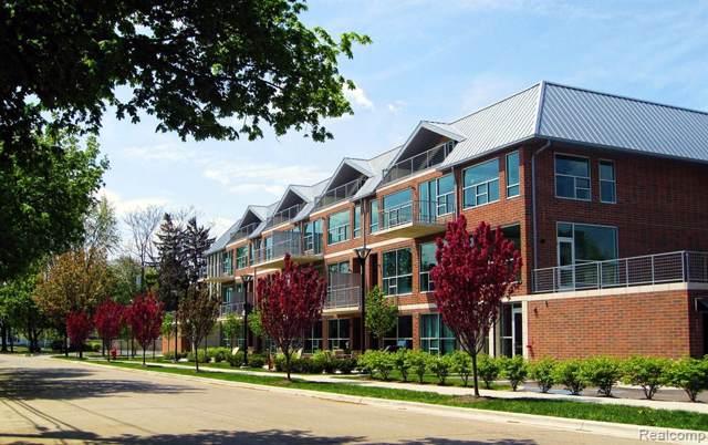 300 Hamilton Street #106, Plymouth, MI 48170 (#219081703) :: The Buckley Jolley Real Estate Team
