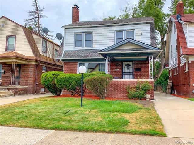 13615 W Monica Street W, Detroit, MI 48238 (#219081974) :: The Buckley Jolley Real Estate Team