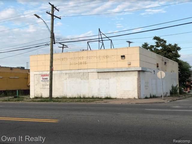 19000 Van Dyke, Detroit, MI 48234 (#219082491) :: Alan Brown Group
