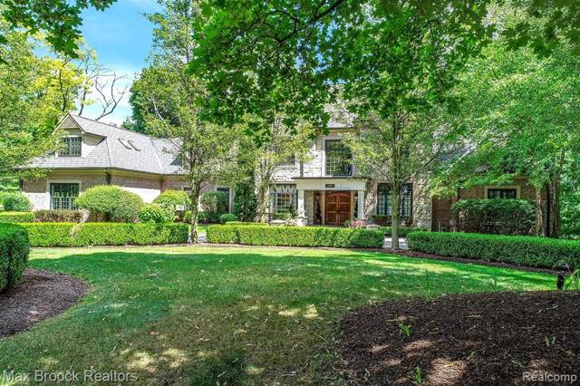 1780 Hillwood Drive, Bloomfield Hills, MI 48304 (#219082950) :: RE/MAX Classic
