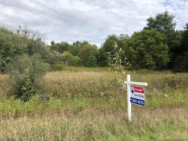 0 E Vienna Road, Thetford Twp, MI 48420 (#219083359) :: The Buckley Jolley Real Estate Team