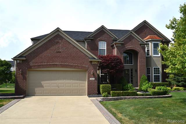 49100 Running Trout Lane, Northville Twp, MI 48168 (#219083371) :: RE/MAX Classic