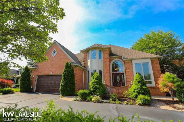 1038 Forest Bay Dr, Waterford, MI 48328 (MLS #58031391226) :: The Toth Team