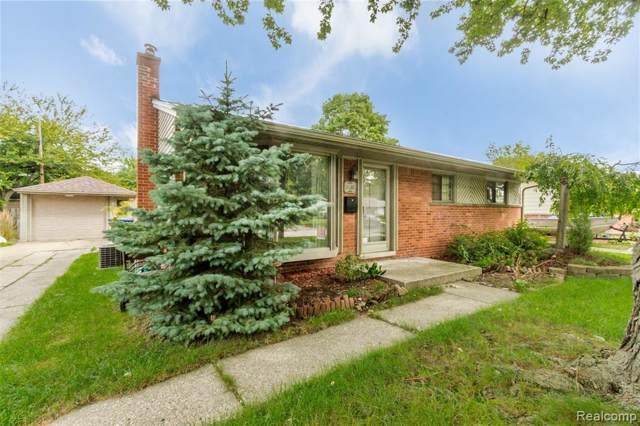37122 Gilchrist Street, Westland, MI 48186 (#219084728) :: The Buckley Jolley Real Estate Team