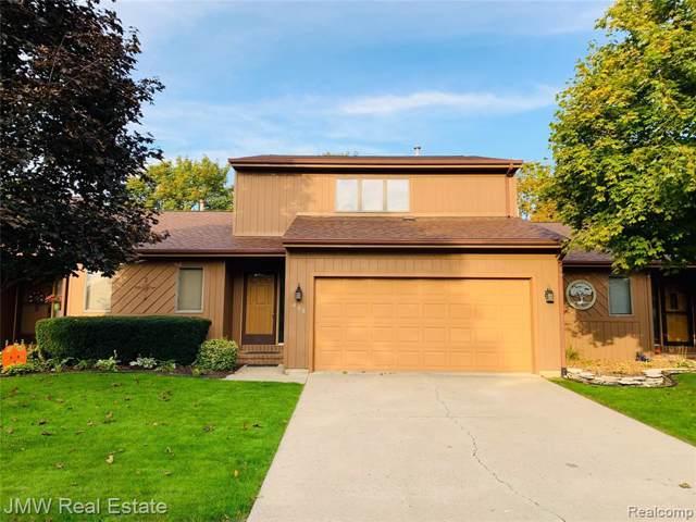 468 Groveland Drive, Frankenmuth, MI 48734 (#219085042) :: The Buckley Jolley Real Estate Team