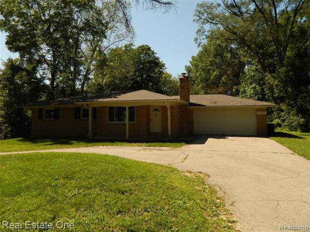 5621 Livernois Road, Troy, MI 48098 (#219085103) :: The Buckley Jolley Real Estate Team