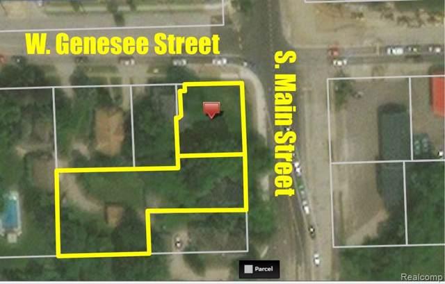 12 S Main Street, Lapeer, MI 48446 (#219085292) :: GK Real Estate Team