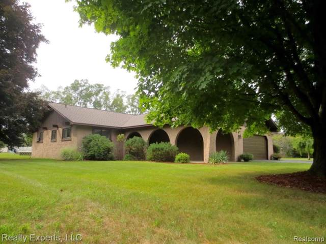 13260 Lake Point Pass, Van Buren Twp, MI 48111 (MLS #219085605) :: The Toth Team