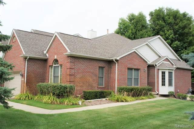 9506 Kingsway Circle, Springfield Twp, MI 48348 (#219086469) :: The Buckley Jolley Real Estate Team