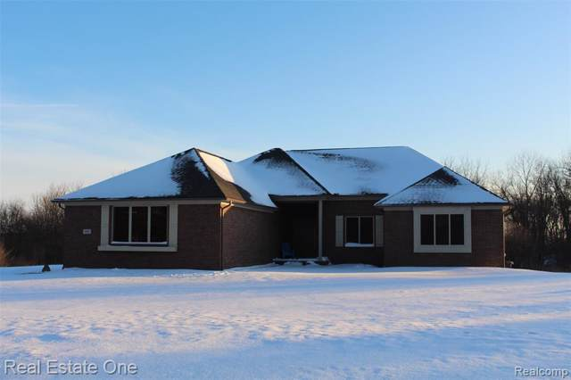 5843 Saratoga Dr, Metamora Twp, MI 48371 (#219086510) :: The Buckley Jolley Real Estate Team