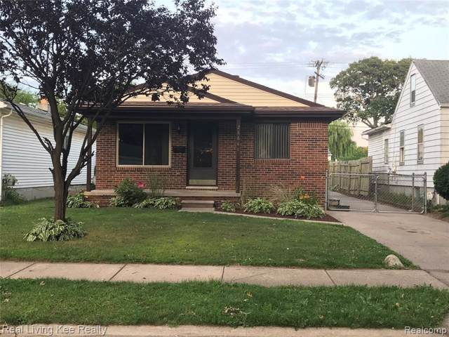 26668 Townley Street, Madison Heights, MI 48071 (MLS #219086617) :: The Toth Team