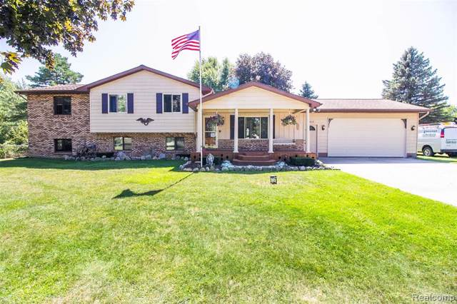 1408 Bowers Road, Lapeer Twp, MI 48446 (#219087081) :: The Buckley Jolley Real Estate Team