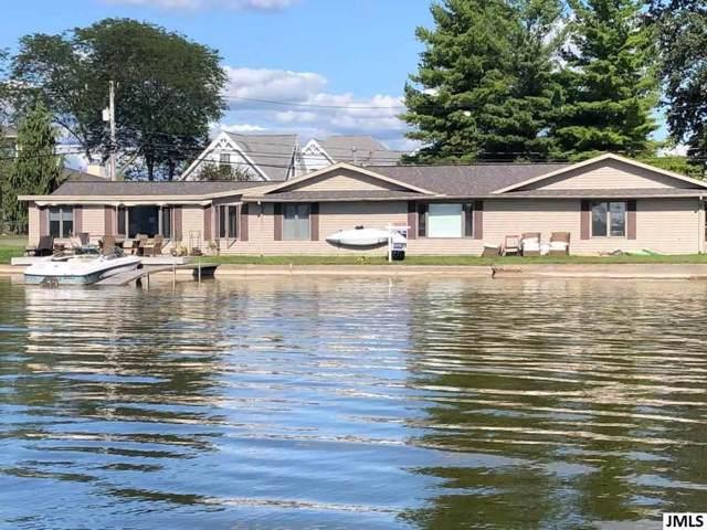 5808 Browns Lake Rd, Summit, MI 49203 (MLS #55201903115) :: The Toth Team