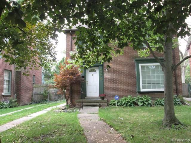 4335 Bishop, Detroit, MI 48224 (#219087713) :: RE/MAX Classic