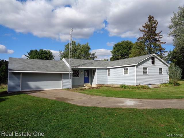 6160 Taylor Drive, Mundy Twp, MI 48507 (#219087793) :: The Buckley Jolley Real Estate Team