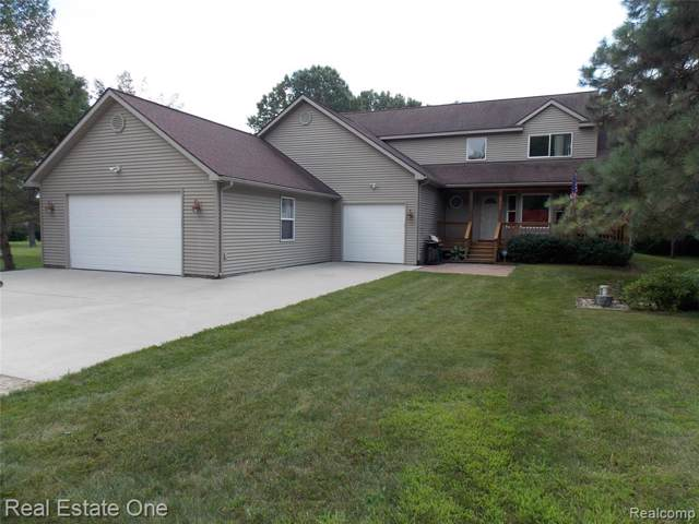 6380 E Holly Road, Holly Twp, MI 48442 (#219088380) :: RE/MAX Classic