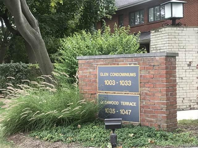1039 N Old Woodward Avenue, Birmingham, MI 48009 (#219088417) :: The Buckley Jolley Real Estate Team
