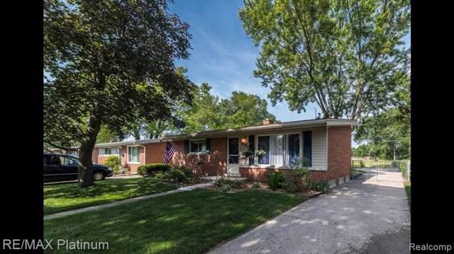 431 Henry Ruff Road, Garden City, MI 48135 (#219088545) :: The Buckley Jolley Real Estate Team