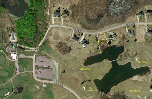 Lot 83 Invitational Drive, Metamora Twp, MI 48455 (MLS #219089692) :: The Toth Team