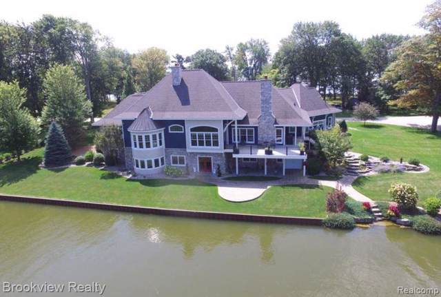 8726 Point Charities Avenue, Caseville Twp, MI 48755 (#219089951) :: Team DeYonker