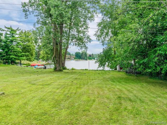 0000 Strathcona Court, Highland Twp, MI 48357 (#219090025) :: The Alex Nugent Team | Real Estate One