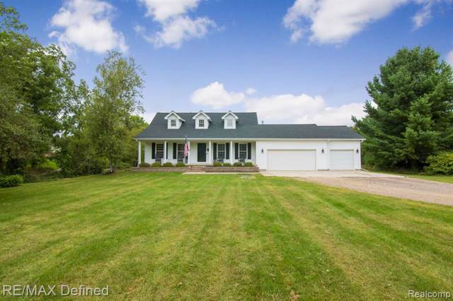 2409 Granger Rd, Brandon Twp, MI 48462 (#219090114) :: The Buckley Jolley Real Estate Team