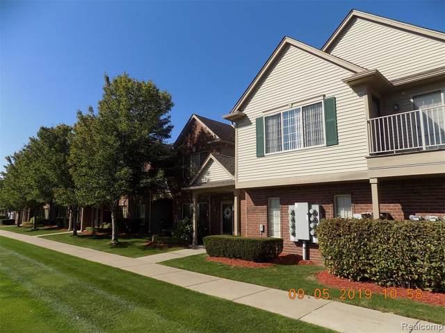 45542 Hidden View Court, Utica, MI 48315 (#219090325) :: The Buckley Jolley Real Estate Team