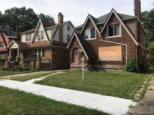 4135 Courville Street, Detroit, MI 48224 (MLS #219090372) :: The Toth Team