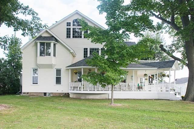 9164 Bristol Road, Clayton Twp, MI 48473 (#219091250) :: The Buckley Jolley Real Estate Team