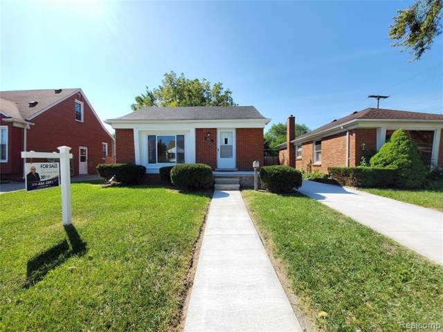 561 Champaign Road, Lincoln Park, MI 48146 (#219091353) :: The Buckley Jolley Real Estate Team