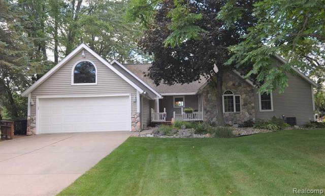 9320 Hills Cove Drive, Atlas Twp, MI 48438 (#219091626) :: RE/MAX Nexus